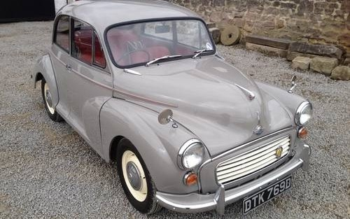 Garry Muir's Morris Minor