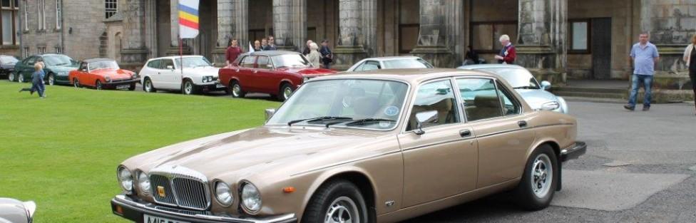 Forbes Milne's Daimler