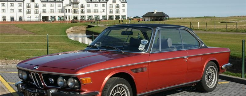 Dave Black's 1975 BMW 3.0 CSi