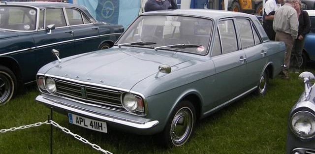 Richard's Cortina