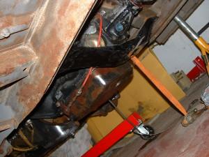 Marks car 037