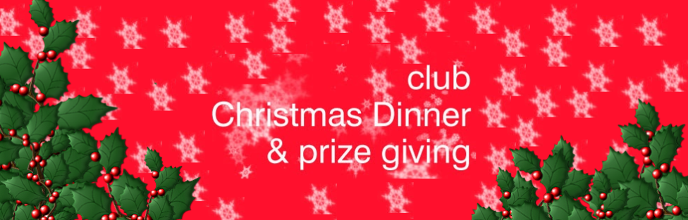 TAYSIDE CLASSIC CAR CLUB  CHRISTMAS DINNER AND PRIZE GIVING Sat 6th Dec 2014