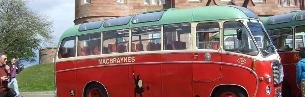 Some of TCCC members attended the Inverness Classic Car Show on the streets of Inverness