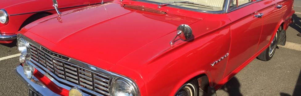 New Member Alan McRae's Peugeot 205 CTI 1.9 and 1963 Vauxhall Victor