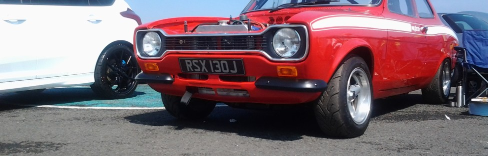 TCCC welcomes new member Louise Wilson from Arbroath with her 1971 Ford Mk1 Escort Mexico