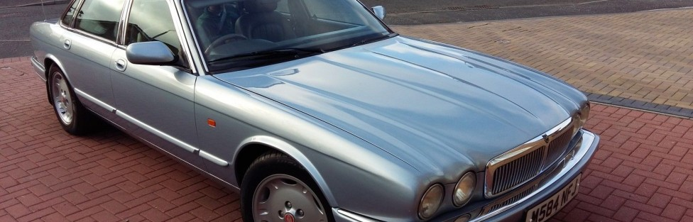 Tony King's 1995 Jaguar x300 3.2 sovereign