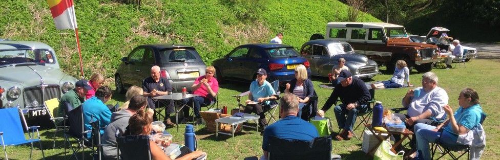 TCCC Road Run and Picnic at Pitlochry was a real success with over 40 cars attending. Weather was fantastic and everyone had a great day. The club would also like to thank all visitors who joined us for the day.