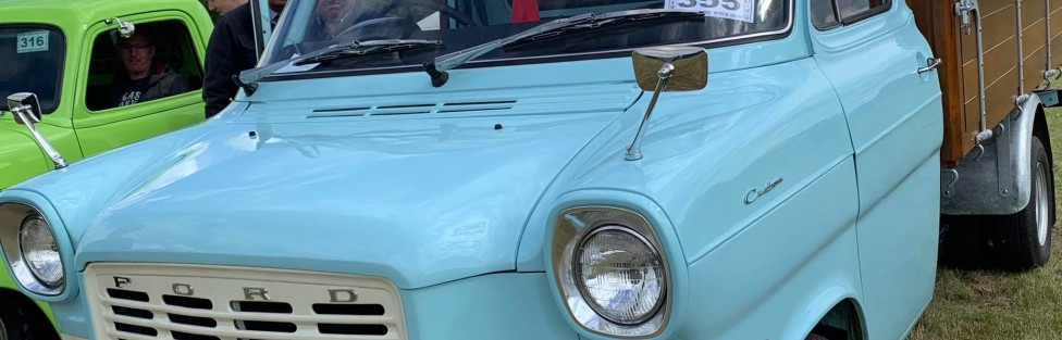 Some Photographs from The Tayside Classic car Show 2019